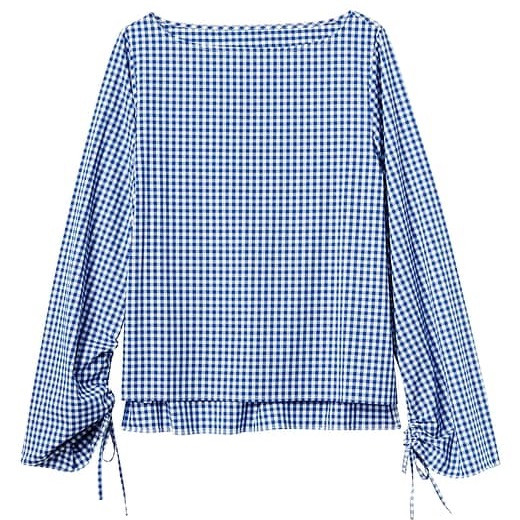 Gap Gingham Top
