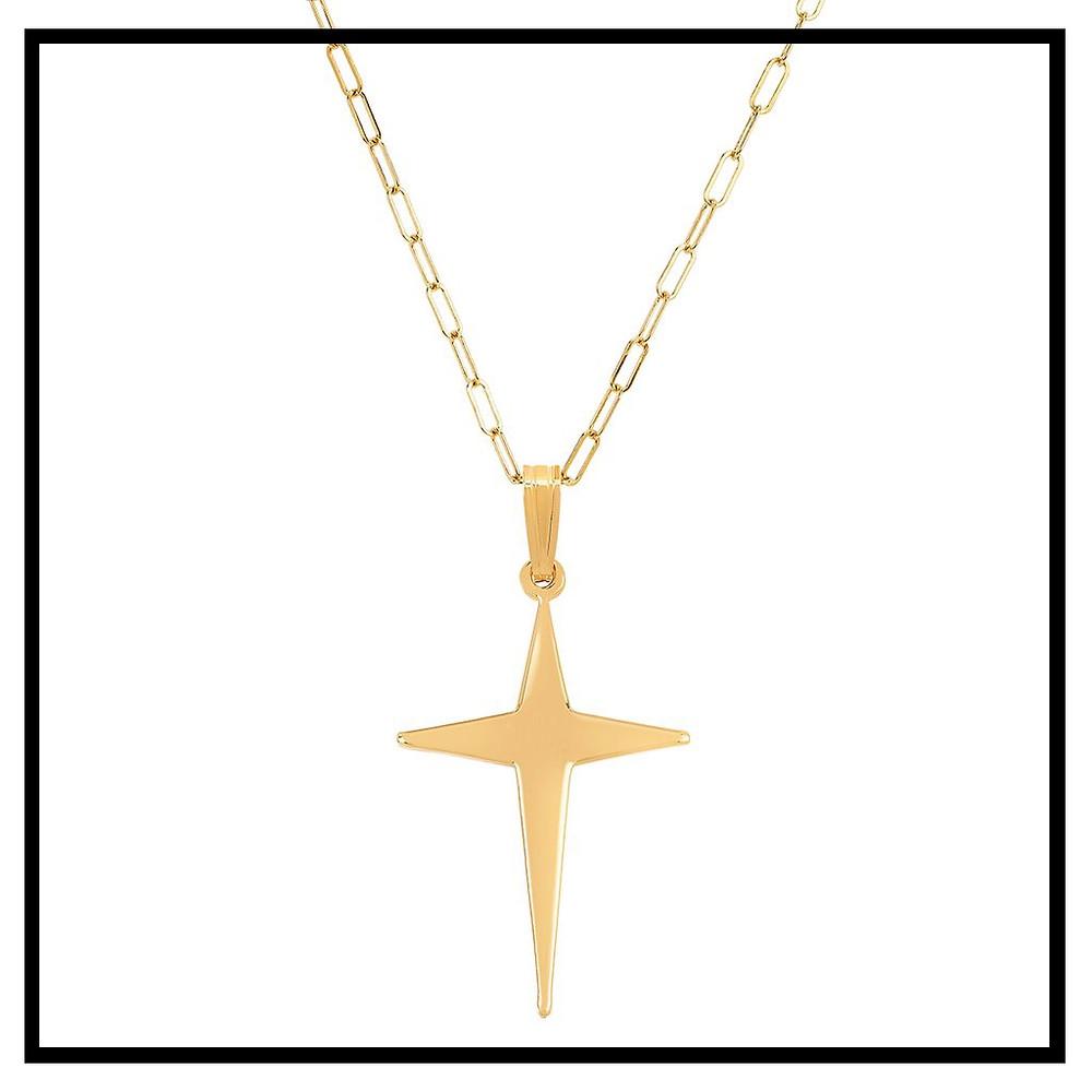 Miranda Frye Jewelry Grace Charm Necklace