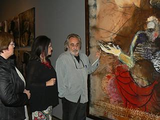 """""""El tiempo también pinta"""" reinterpreta las Pinturas Negras de la """"Quinta del Sordo&qu"""