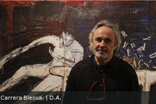 Carrera Blecua regresa con su obra pictórica a Amsterdam