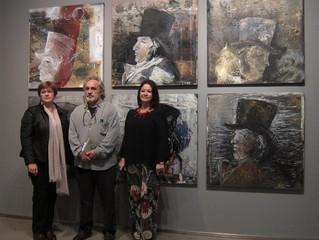 Alberto Carrera reinterpreta las Pinturas Negras de Goya