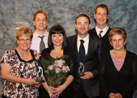 Cosmetic Transformations Wins Business of the Year Award