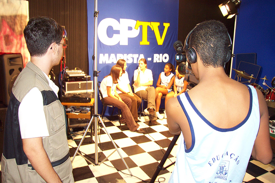 CPTV - estrutura profissional