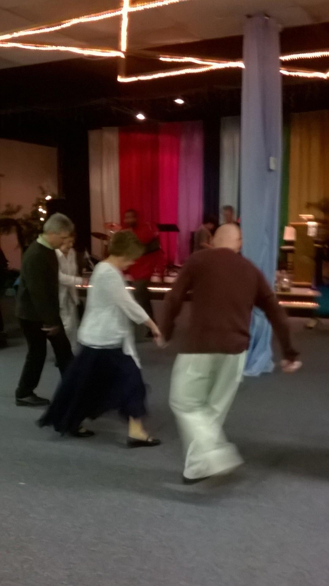 Dances on Shabbat