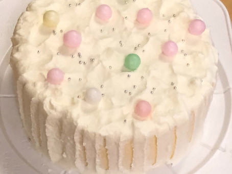 2019年最後のケーキの会