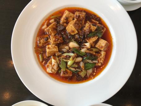 飄香の麻婆豆腐