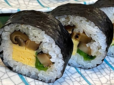巻き寿司レッスン