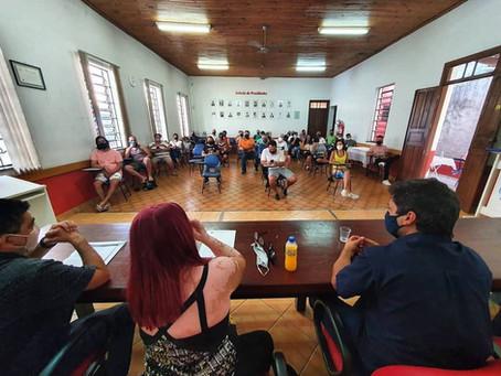 Reunião entre prefeitura e donos de bares determina horário de funcionamento e maior fiscalização