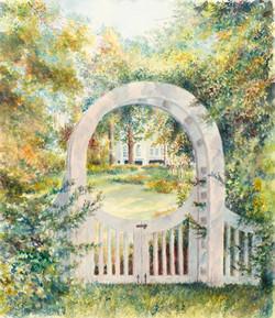Through the Back Gate