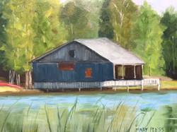 Little Blue Lake House