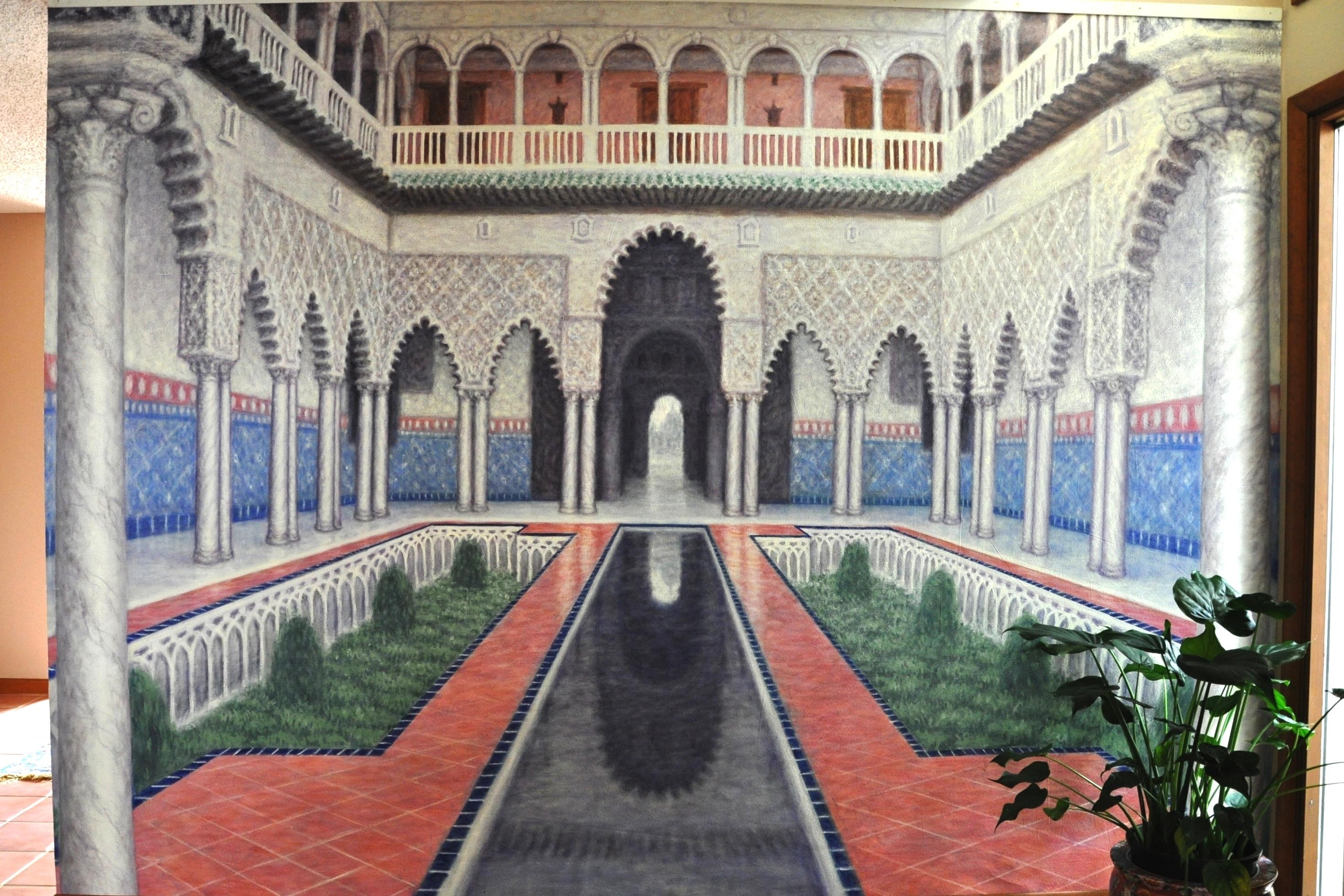Alcazar Palace, Spain