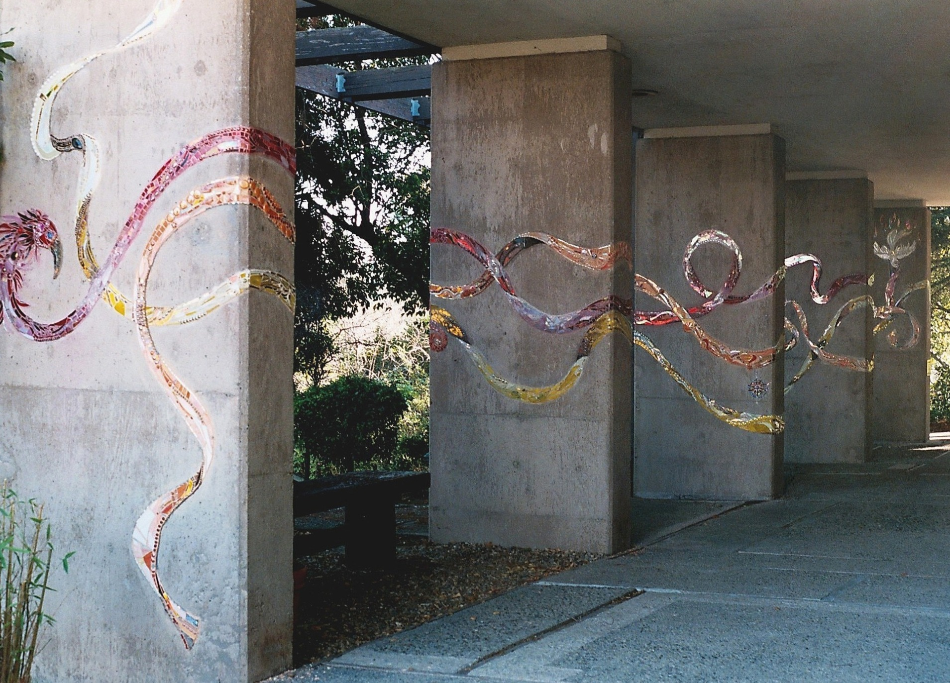 Ribbons of Spirit
