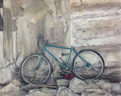 Bike in Storage