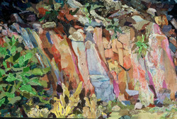 In the Cleft of the Rocks