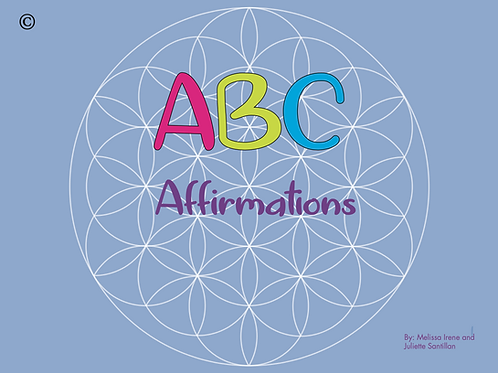 ABC Affirmations Book