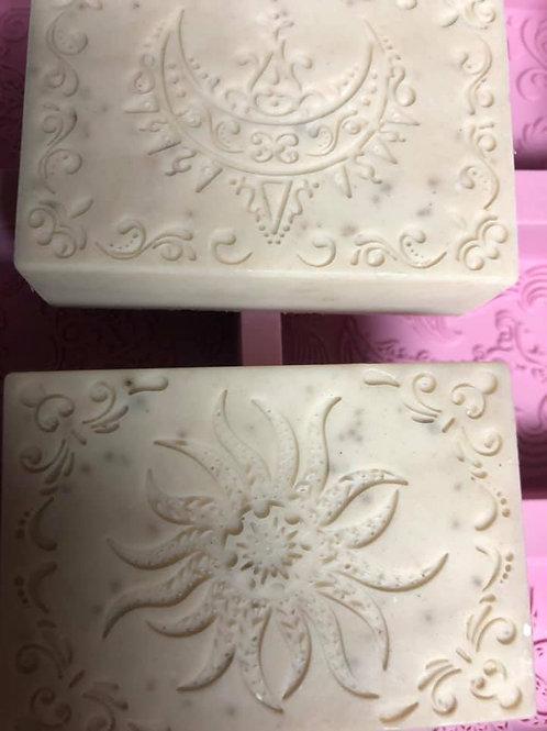 Homemade Organic Lye Soap