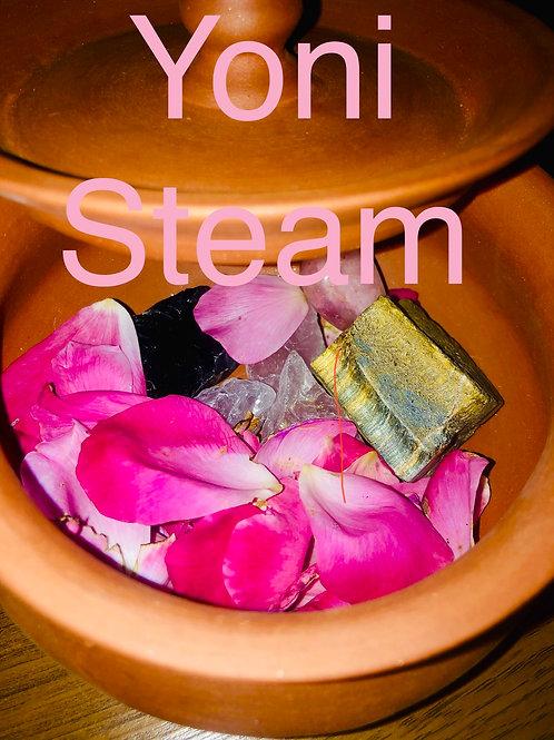 Reiki Crystals & Roses, Yoni Steam Pot