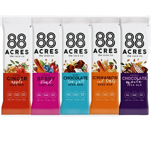 88 Acres Seed Bar Sample Pack