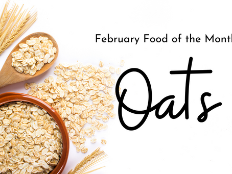 Factual Notes about Oats