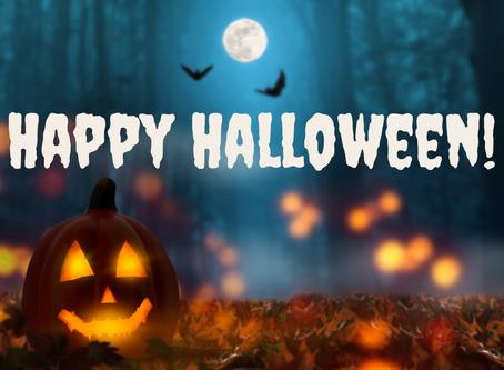 Handle the Halloween Haul