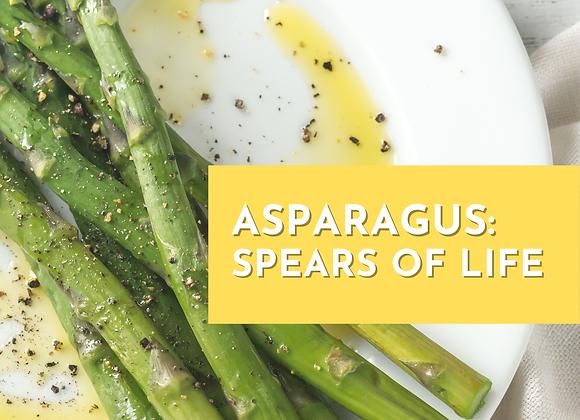 A Bundle of Asparagus Recipes