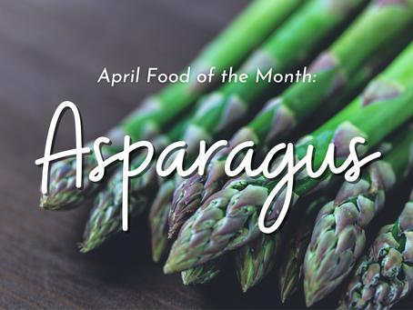 Asparagus: Spears of Life