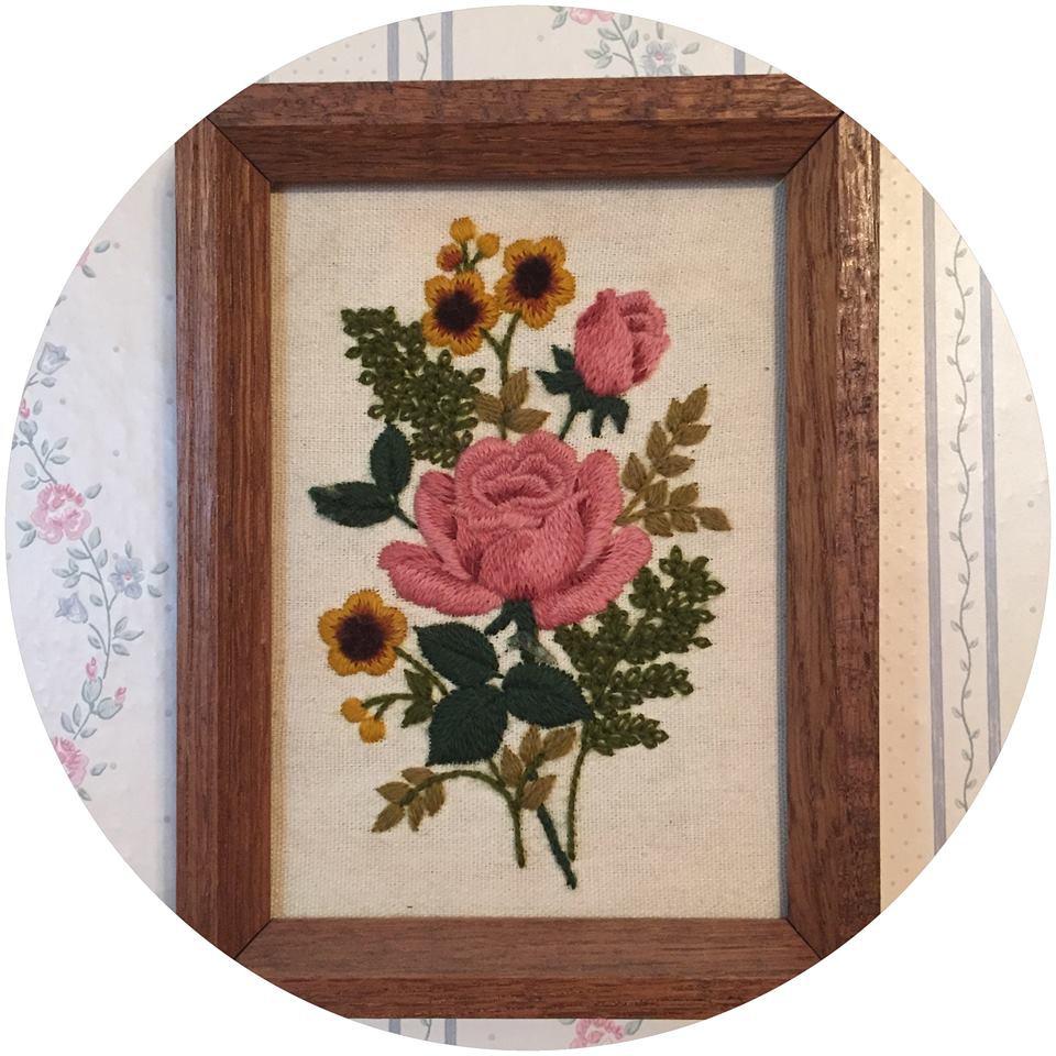 Rose Stitchery / A Dozen Rosey Life Lessons / www.HoneycombOasis.com