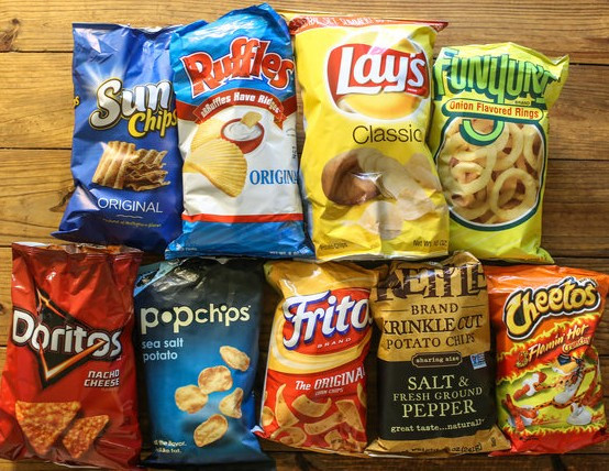 Bags of Chips in 5 Sayings I'd Like to Change or Eliminate  ::  www.HoneycombOasis.com