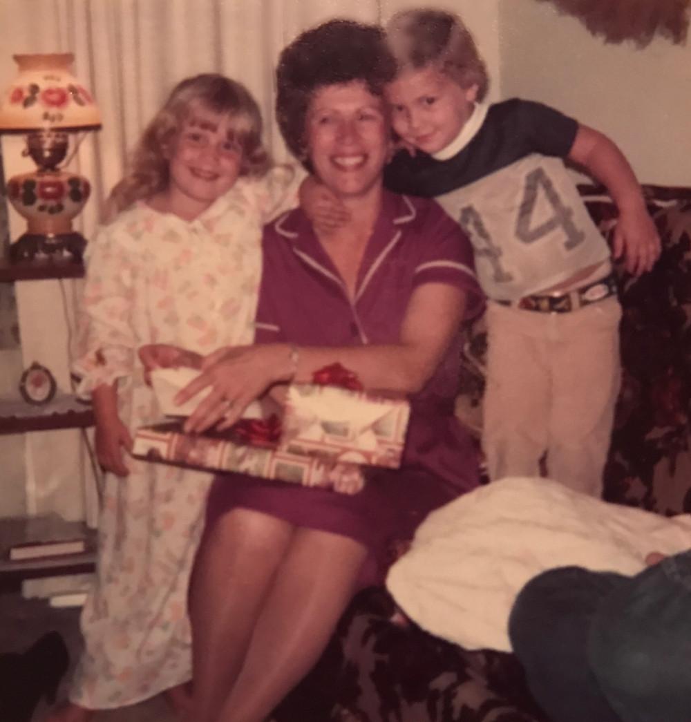 Mom/Grandma Shelton - Gramma Shelton's Rebrined Pickles - www.HoneycombOasis.com
