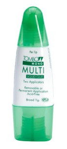 Tombo Multi-purpose Liquid Glue / Gift-in-a-Can: Fill, Seal, & Tag It  (Part 4) / www.HoneycombOasis.com