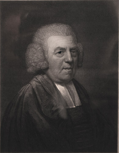 Painting of John Newton / 5 More Sayings I'd Love to Eliminate / www.HoneycombOasis.com