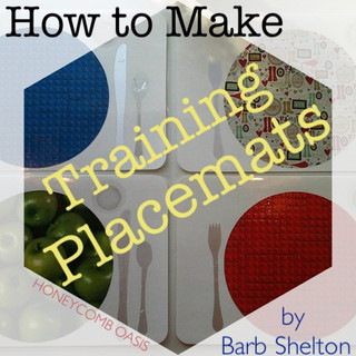 How to Make Training Placemats