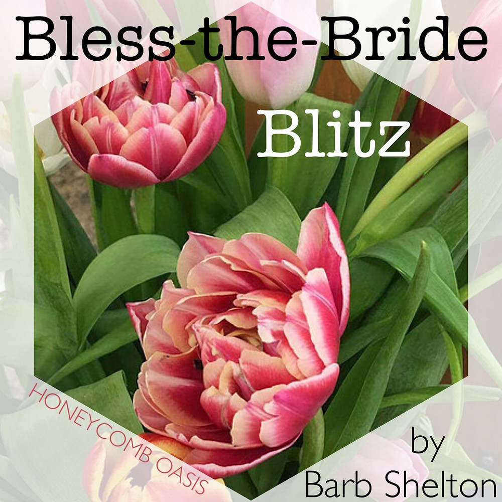 Bless-the-Bride Blitz hexa-photo / www.HoneycombOasis.com/Bless-the-Bride-Blitz