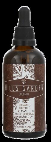 3368 - Coconut Vanilla Face & Body Oil -