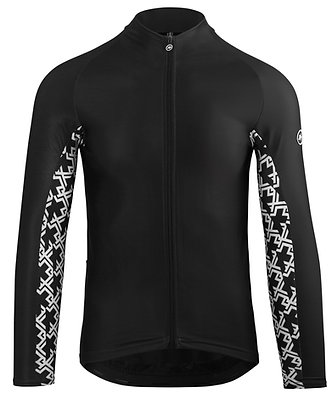 MILLE GT Spring Fall LS jersey Black