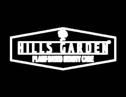 Logo Hills Garden - Productos de belleza naturales