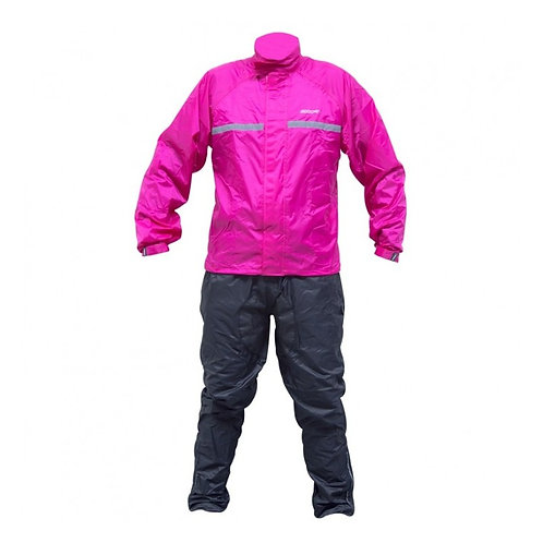 Impermeable Moto Shaft fucsia 560 Oferta