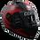 Thumbnail: Casco Moto Integral Ich Certificado 503 Gratis Placas