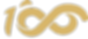 Logo Castellana 100 Dorado H editado.png