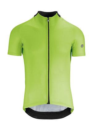 Maillot Assos Mille GT Short Sleeve  Green