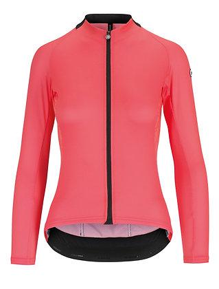 Maillot Assos mujer UMA GT Summer LS Jersey Pink