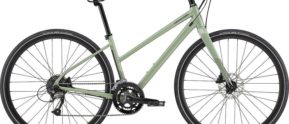Bicicleta Cannondale Quick Women's 3 Remixte