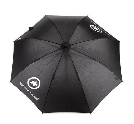 Paraguas Assos con mango de carbono