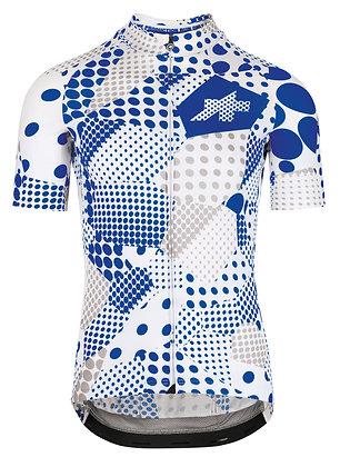 ERLKOENIG Short Sleeve Jersey Blue
