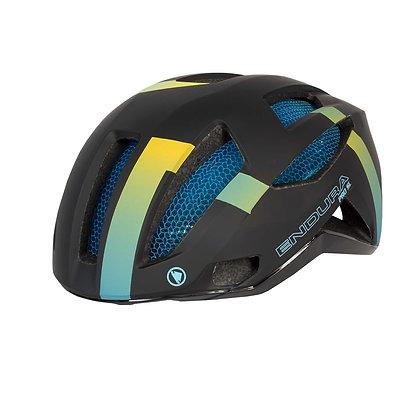 Casco Pro SL Azul Fluor