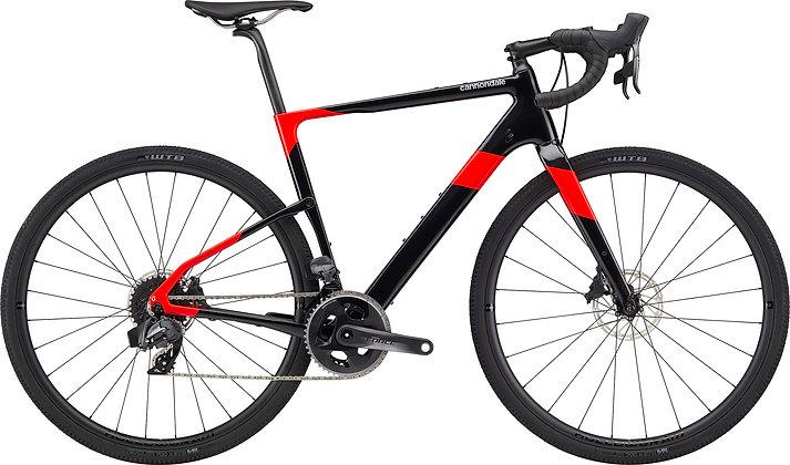 Bicicleta Gravel Cannondale Topstone Carbon Force eTap AXS