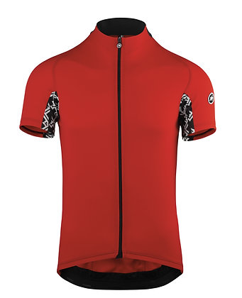 Maillot Assos Mille GT Short Sleeve Red