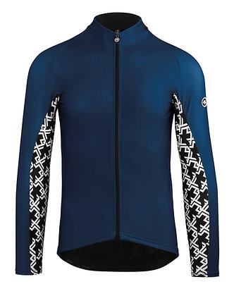 MILLE GT Spring Fall LS jersey Blue