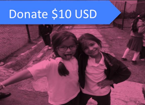 Donate $10 USD