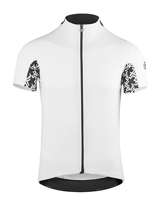 Maillot Assos Mille GT Short Sleeve White